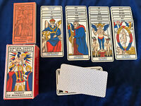 Cartes XL Ancien tarot de marseille EN FR # Cartomancie Divinatoire Voyance