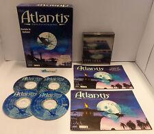 Gioco Game Computer Big Box PC CD-ROM Windows 95/NT4 /DOS Cryo ITALIANO ATLANTIS