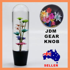 JDM MULTICOLOUR FLOWER GEAR KNOB Manual Handmade shift knob 10cm CAR STYLING