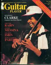 Guitar Player 1980/05 (Stanley Clarke)