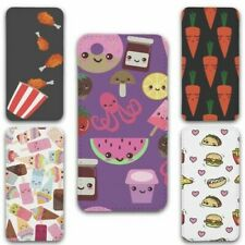 For iPhone 5 5s Flip Case Cover Food Group 3