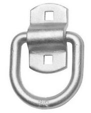 "(4) 1/2"" D-Rings with Bolt On Clip"