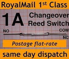 Reed Switch Changeover (SPDT) 1A change over N/C N/O reedswitch XGH-4Z powerful