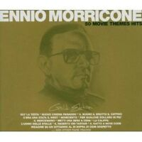 "ENNIO MORRICONE ""50 MOVIE THEMES HITS"" 3 CD NEU"