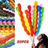 20pcs Twist Spiral Latex Balloons Wedding Kids DIY Toy Birthday Party Home Decor