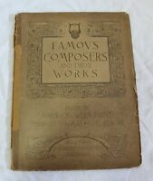 1891 Famous Composers And Their Works Volume 4 ~ FRANZ JOSEPH HAYDN ~Music Piano