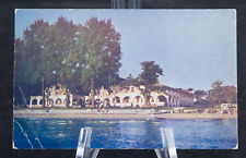 Postcard Gratiot Inn On The Beach Port Huron Michigan