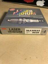 4 x NEW NGK 9029 Laser Iridium Spark Plug DILKAR6A11 fits Chevy City Nissan Cube