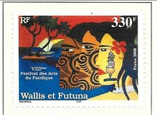 WALLIS & FUTUNA Sc 532 NH issue of 2000 - LOCAL ART