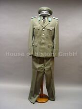 9249, DDR NVA Uniform Luftwaffe, visiera Giacca Pantaloni Camicia Cravatta