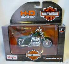 2012 Harley-Davidson XL 1200V Seventy-Two 1:18 Scale Motorcycle from Maisto