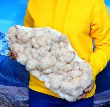 Huge Stilbite Zeolite Museum Quality Raw Natural Mineral Crystal Specimen 10.4kg