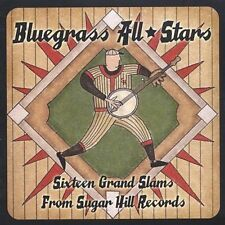 Bluegrass All Stars: Sixteen Grand Slams from Sugar Hill by Various Artists CD