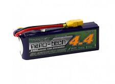 Turnigy Nano-Tech 4400mAh 4S 14.8V 65C 130C LiPo Battery XT90 FPV Multirotors US