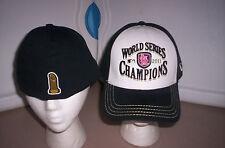 MLB ST. LOUIS CARDINALS 2011 WORLD SERIES CHAMPIONS STRETCH FIT HAT OSFM