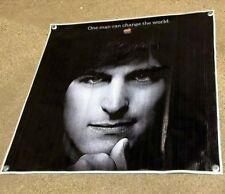 Steve Jobs poster Apple canvas store banner computer sign black white mug