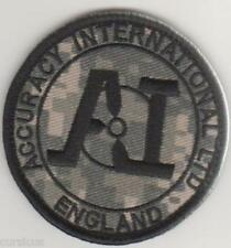 ACCURACY INTERNATIONAL ACU subdued PATCH. FREE SHIPPING