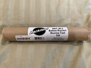 New! Park Tool BBT-30.3 Bottom Bracket Bearing Tool Set Bike