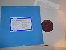 LP Klassik Bronislaw Huberman - Volume V (4 Song) ROCOCO / CANADA