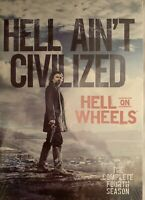 Hell on Wheels: The Complete Fourth Season DVD