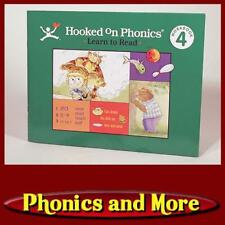 HOOKED ON PHONICS (1998-NOW) Level 4: Green Workbook *Writing on a few pages*