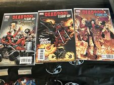 Deadpool Team-Up #892, 897, 899 Lot High Grade