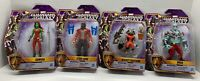 Marvel Guardians of the Galaxy Set of 4 Action Figures - Hasbro - NEW & Sealed