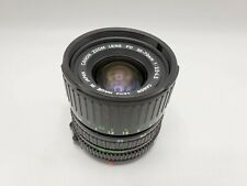 Canon FD 35-70mm F3.5-4.5 Zoom Lens AE-1 Program A-1 F-1 SLR/Mirrorless Cameras