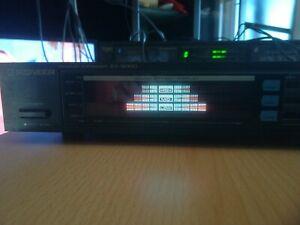 PIONEER EX-9000 espansore dynamico hi fi vintage usato funzionante