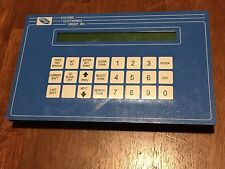 SEG Systems Electronic Group D4591 Keypad & Display