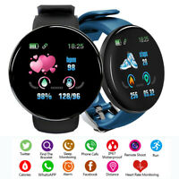 Smart Watch Heart Rate Monitor Sport Fitness Tracker For iPhone Android Samsung