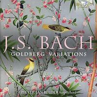 Pieter-Jan Belder - J.S. Bach: Goldberg Variations [CD]