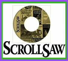 SCROLLSAW Books Magazines COLLECTION WOODWORKING _DVD PDF - RECOMMENDED