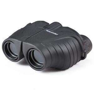 UK FELiCON 10X25 Optical Dual Focus Zoom Lens Binoculars Birdwatching Hiking