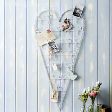 Giant Metal Heart With Hooks
