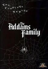 The Addams Family - Series 1-3 - Complete (DVD, 2010, 9-Disc Set, Box Set)