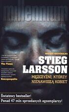 Mezczyzni, ktorzy nienawidza kobiet, Stieg Larsson, polish book