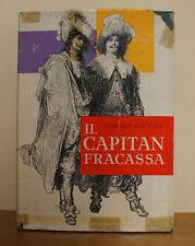 IL CAPITAN FRACASSA di Teofilo Gautier ed. Mondadori 1958 - Gustavo Dorè