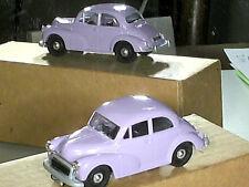 MORRIS AUSTIN MINOR 1958 CORGI CLASSIC1985 BLEU CIEL