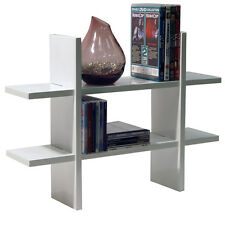 GEO - Wall Mounted Storage/ Display Shelf - White STGEOW