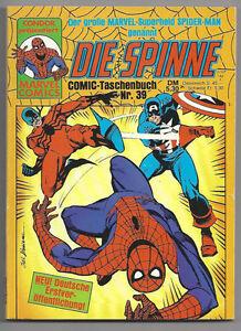 DIE SPINNE - Condor präsentiert: Marvel-Comics - Taschenbuch - Nr. 39