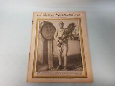 The War Illustrated No. 214 Vol 9 1945 Argonaut King & Truman Austria