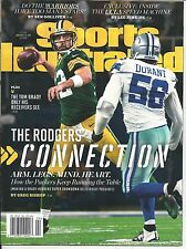 Sports Illustrated January 23 2017 Aaron Rodgers Green Bay Packers Newsstand !!