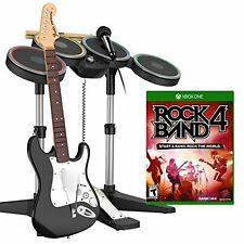Rock Band 4 Band-in-a-Box Bundle - Xbox One - VG