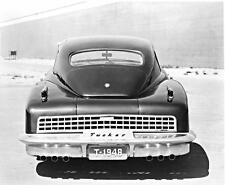 Photo. 1948 Tucker 48 auto - rear