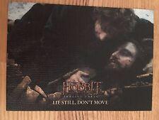 The Hobbit Battle Five Armies 77 Base Canvas Card 61/75