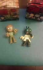 lot of 2 mystery minis horror series 2 & 3