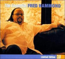 Fred Hammond- The Essential 3.0 (CD)sealed, line cut over upc, gospel, christian