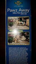 PetSafe Pawz Away Indoor & Outdoor Mini Pet Barrier System E3 H4