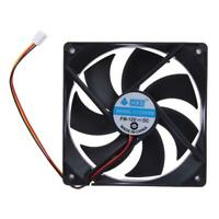 120mm 120x25mm 12V 3Pin DC Brushless PC Computer Case Cooler Cooling Fan Parts